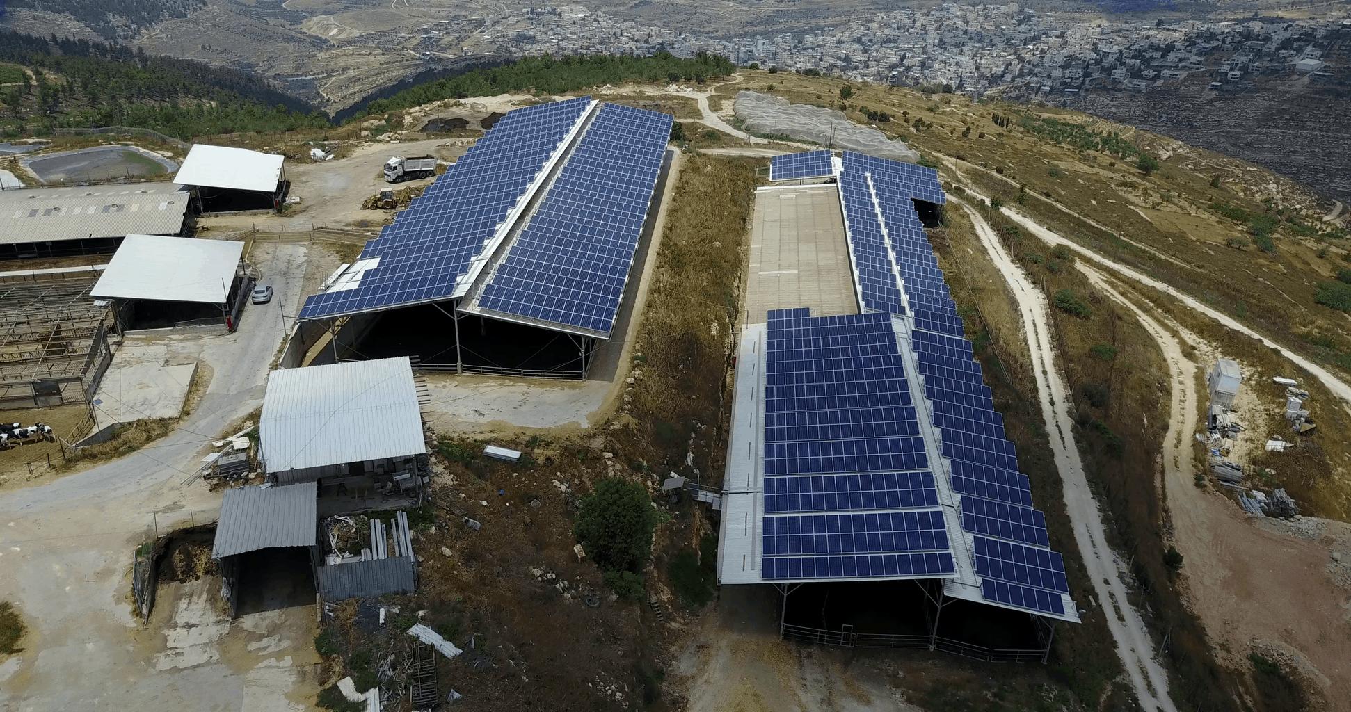 ייצור חשמל סולארי עצמאי